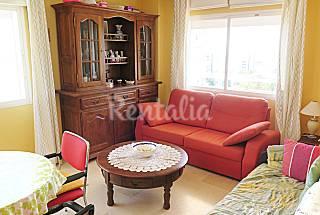 Apartamento de 2 habitaciones a 200 m de la playa Málaga