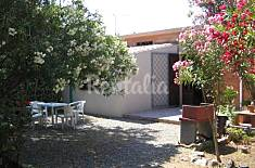 Villa for rent only 350 meters from the beach Cagliari