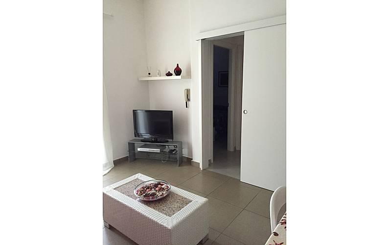 Apartment Living-room Lecce Gallipoli Apartment - Living-room