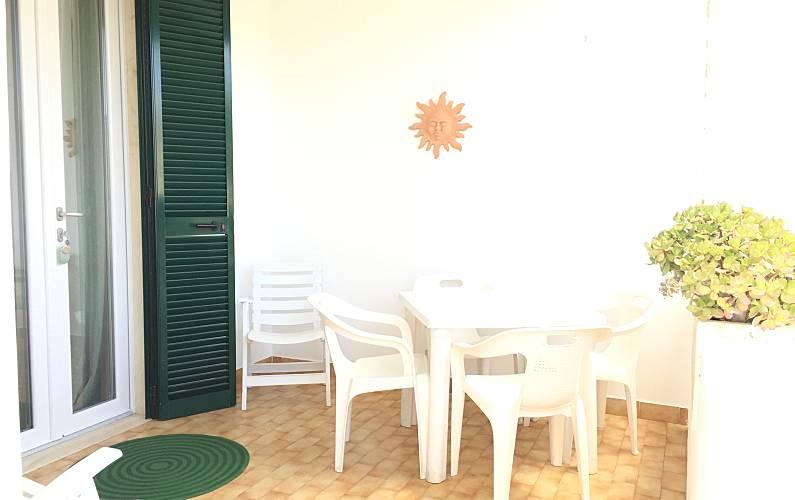 Apartment Terrace Lecce Gallipoli Apartment - Terrace
