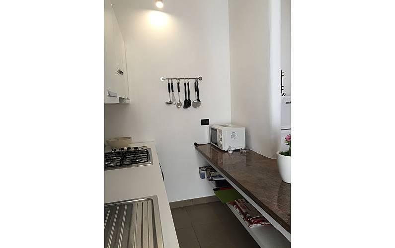 Apartment Kitchen Lecce Gallipoli Apartment - Kitchen