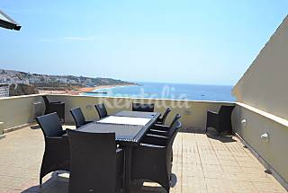 Unique 5 bed, Villa, Facing the Beach, Albufeira Algarve-Faro