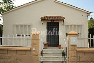 House with garden 3 km far from Granada Granada
