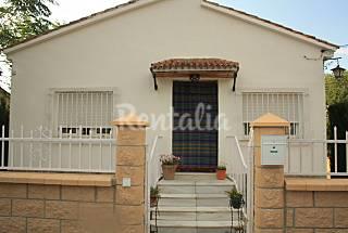 House with garden 3 km far from Granada with wifi Granada