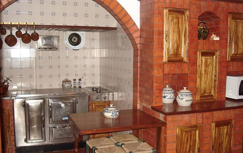 Maravilhosa Cozinha Viana do Castelo Viana do Castelo Villa rural - Cozinha