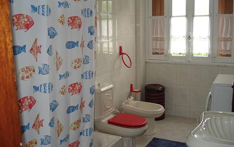 Maravilhosa Casa-de-banho Viana do Castelo Viana do Castelo Villa rural - Casa-de-banho