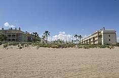 Apartamento en 1a línea de playa Alicante