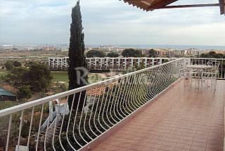 2 Casas a 1300 m da praia Tarragona
