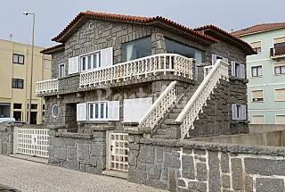 Villa for rent on the beach front line Aveiro