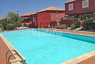 CostaGolf House, pool, private terrace, free wi-fi Fuerteventura