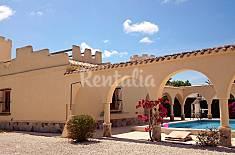Villa jardin piscina privada  a 1500 m de la playa Alicante