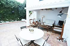 Casa típica en pleno casco antiguo, con terraza Menorca