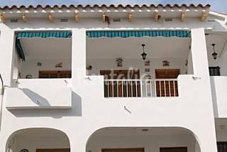 Apartamento para 8 personas a 50 m. de la playa Castellón