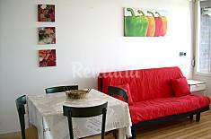 Apartamento en alquiler a 50 m de la playa Udine