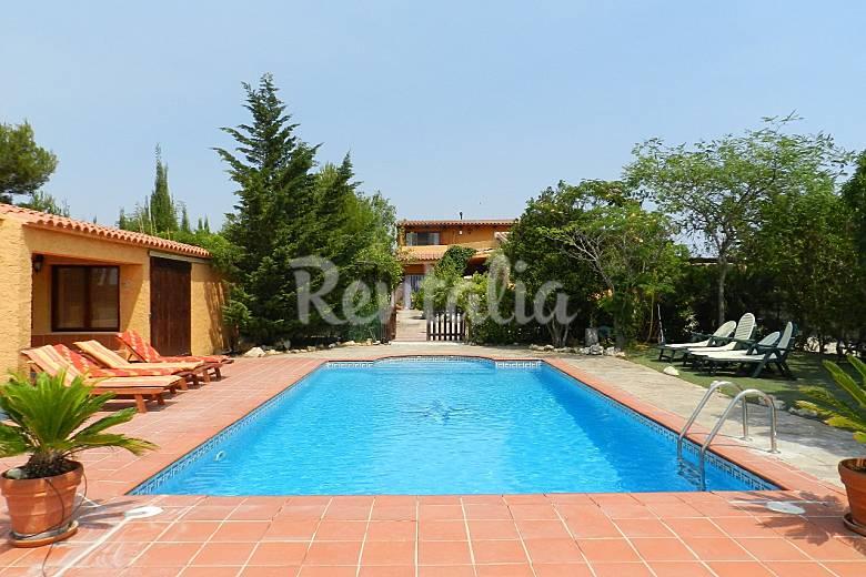 casa acogedora con piscina privada 15 min playa la