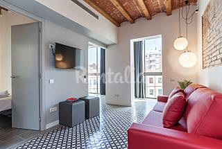Deluxe apartment, pool, Barcelona center 6-8 pax Barcelona