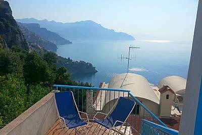 Apartamento para 2 personas a 700 m de la playa Salerno