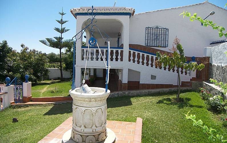 Villa en location à 2.5 km de la plage - Frigiliana (Malaga ...