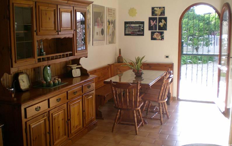 Villetta Sala da pranzo Cagliari Quartu Sant'Elena casa - Sala da pranzo