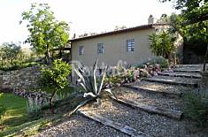 Villa for rent in Tuscany Florence