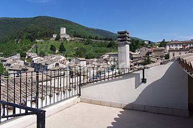 Apartments Terrace Perugia Assisi Apartment