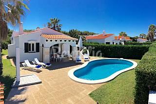 Villa for rent in Cap D´Artruitx Minorca