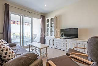 Appartement en location à 80 m de la plage Cadix