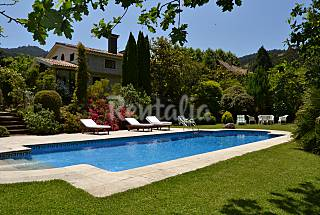 Villa for rent 5 km from the beach Pontevedra