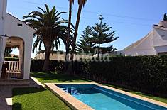 Villa with 4 bedrooms only 100 meters from the beach Castellón