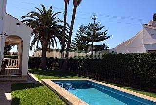 Villa de 4 habitaciones a 100 m de la playa Castellón