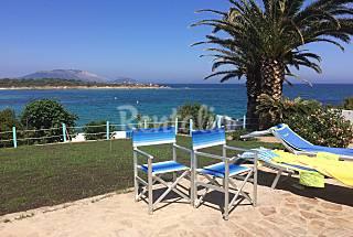 2 Apartamentos para 6-7 personas a 50 m de la playa Olbia-Tempio