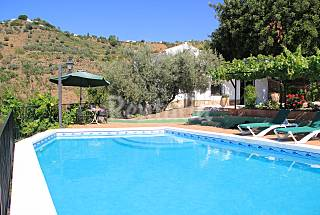 3 Bedrooms Villa with Barbecue and Swimming Pool Málaga