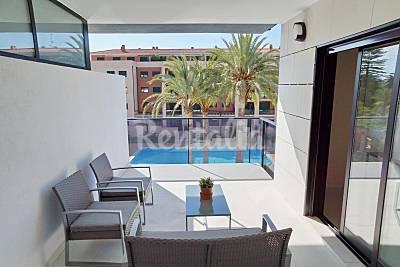 Apartamento en alquiler en Denia Alicante