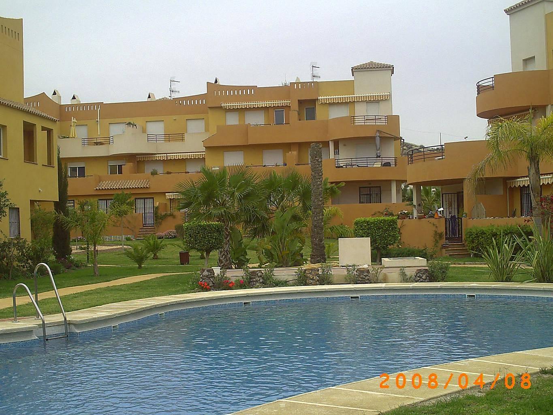 2 apto en urbanizaci n naturista con piscina privada for Hoteles con piscina en almeria