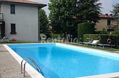 Apartamento en alquiler con piscina Brescia