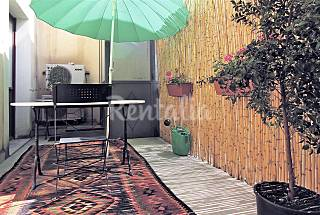 Cosy flat with 2 terraces in the heart of town Catania