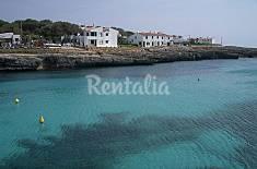 Apartamento para 4-5 personas en Cala Blanca, Meno Menorca