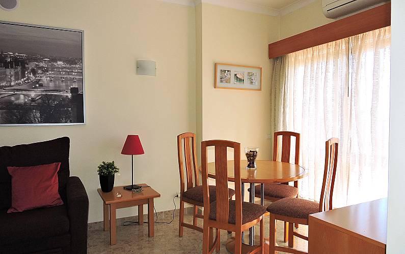 Apartment Dining-room Algarve-Faro Portimão Apartment - Dining-room