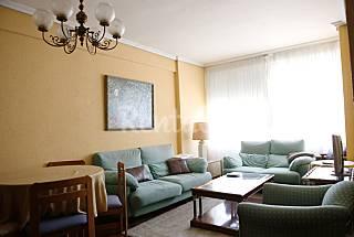 Apartamento para 5 personas en Santander centro Cantabria