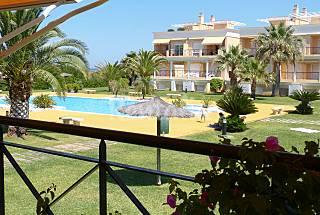 Una casa de lujo junto al mar Valencia
