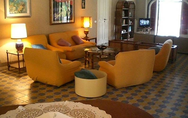Luminosa Salotto Lecce Melendugno villa - Salotto