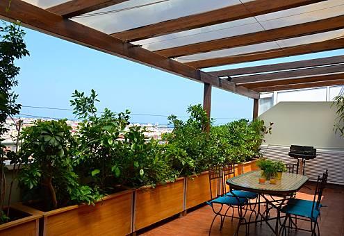 Apartamento com 3 quartos em Valencia centro Valência