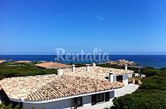 Villa en alquiler a 50 m de la playa Olbia-Tempio