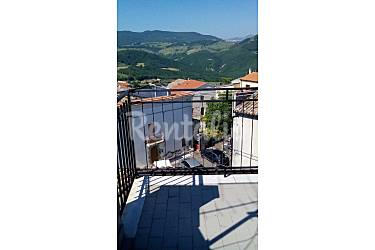 House Views from the house Campobasso San Felice del Molise Cottage