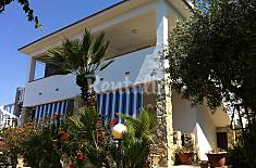 Villa for 4-7 people only 400 meters from the beach Agrigento