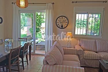 Villa Living-room Cádiz Conil de la Frontera villa