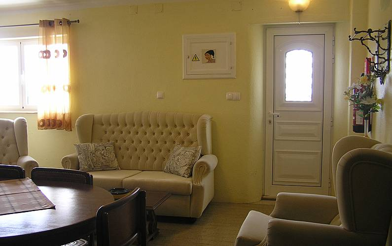 Apartamento Sala Leiria Nazaré Apartamento - Sala