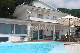 Villa for rent only 1000 meters from the beach Girona