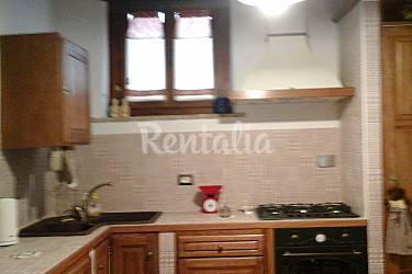 Villa Kitchen Perugia Corciano Countryside villa