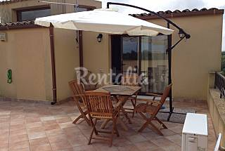 Villa for 4-7 people 4.5 km from the beach Trapani